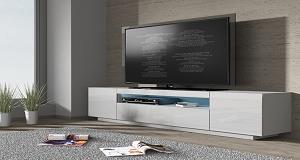TV a hifi stolky