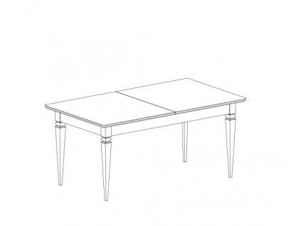 Jídelní stůl TORINO TO-S1