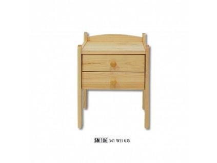Noční stolek SN 106
