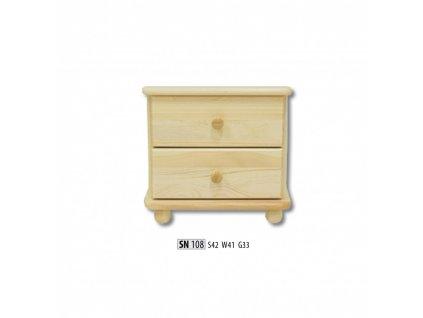 Noční stolek SN 108