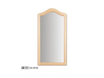 Zrcadlo LA 101  borovice masiv